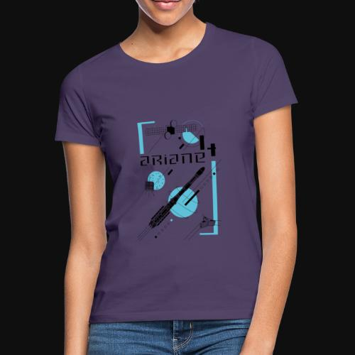 ARIANE 4 - how it works - Women's T-Shirt