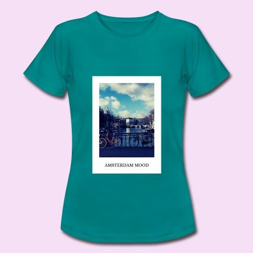 AMSTERDAM MOOD - T-shirt Femme