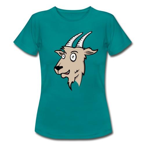 La chèvre - T-shirt Femme