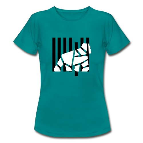 Uncaged - Women's T-Shirt