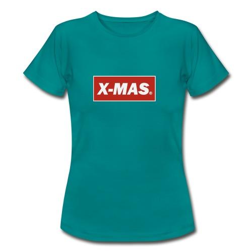 X Mas - Women's T-Shirt
