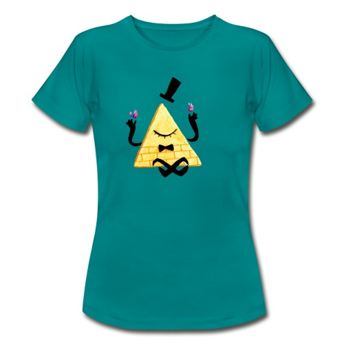 Bill Cipher - Camiseta mujer