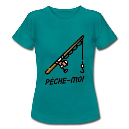 T-shirt - Pêche Moi ! - T-shirt Femme