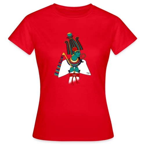 ÄGYPTEN - Osiris - altägyptische Gottheit - Frauen T-Shirt
