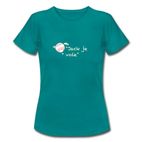 jack je vole - T-shirt Femme