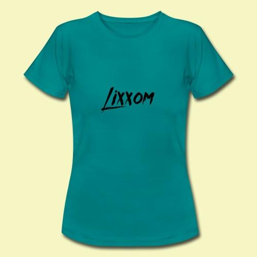 lixxom - T-skjorte for kvinner