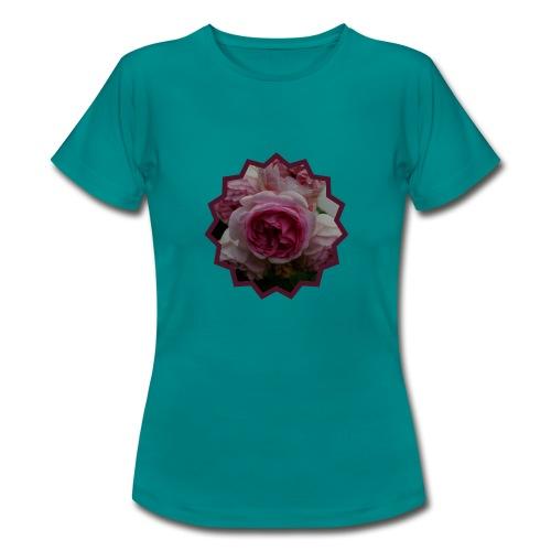 ROSEN-BLÜTE - Frauen T-Shirt