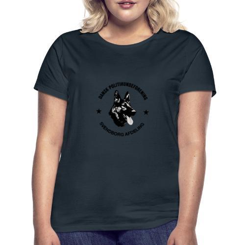Svendborg ph sort - Dame-T-shirt
