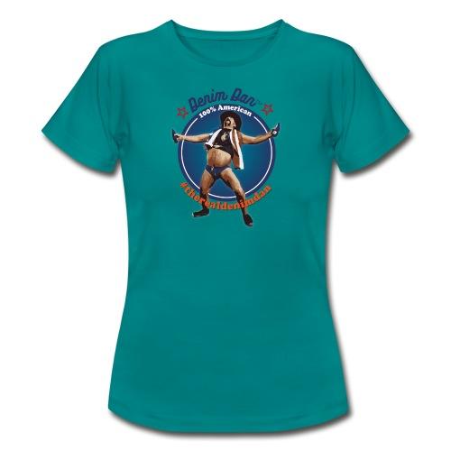 Denim Dan - T-shirt dam