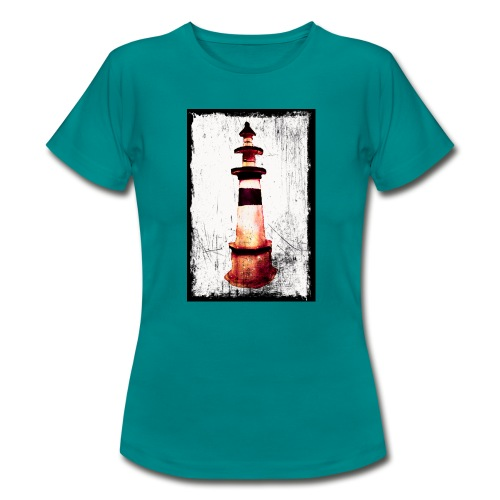 Leuchtturm - Frauen T-Shirt