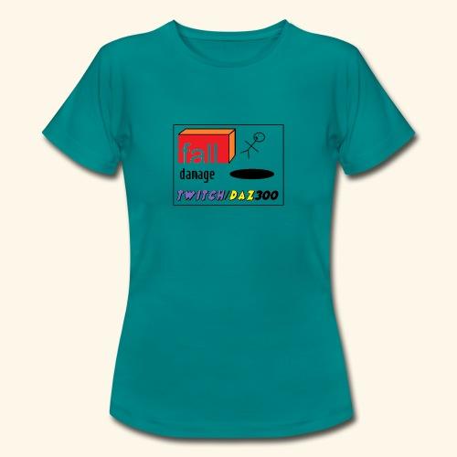 fall damage - Women's T-Shirt
