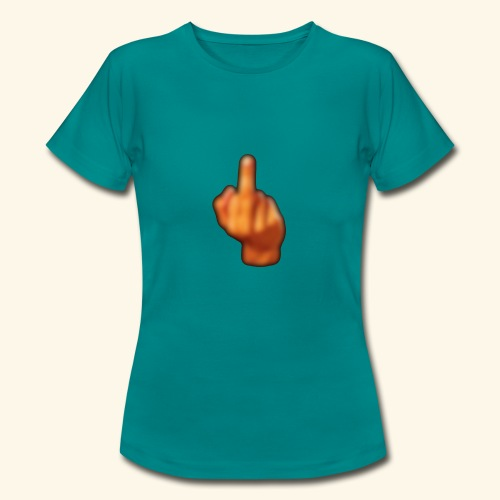 finger - Frauen T-Shirt