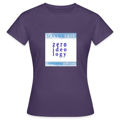 zero idology - Women's T-Shirt