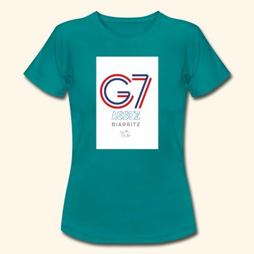 G-Cétacé - T-shirt Femme