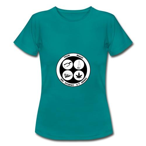 TEAM BEAUF - T-shirt Femme