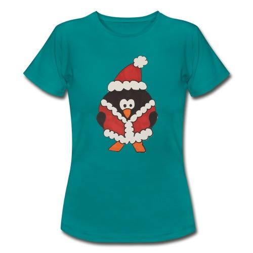 Christmas penguin t-shirt - Women's T-Shirt