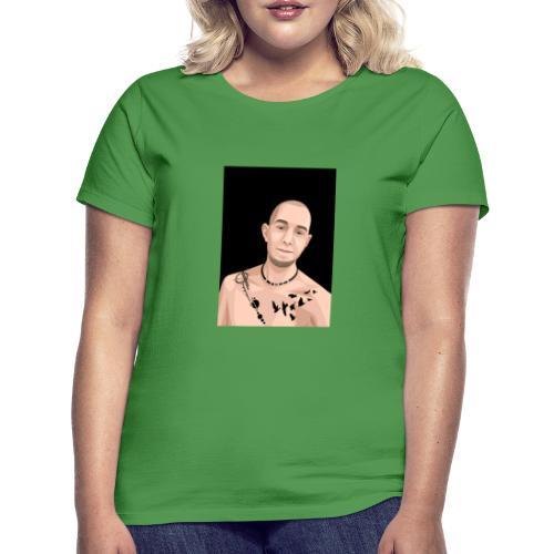 Justin Ahlberg Art - T-shirt dam