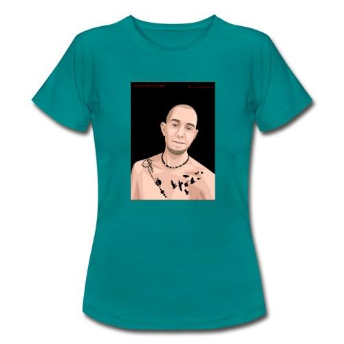 Justin Ahlberg Art 🎨 - T-shirt dam