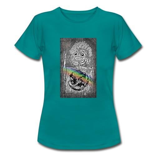 Universe love - T-shirt Femme