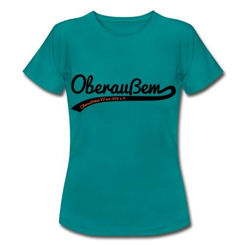 OVV Swoosh 2farbig - Frauen T-Shirt