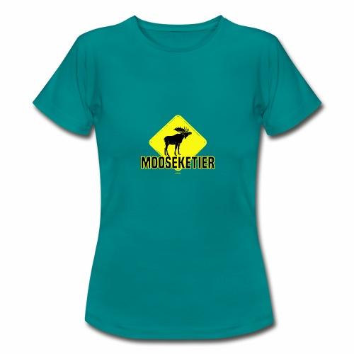 Moosketier - Vrouwen T-shirt