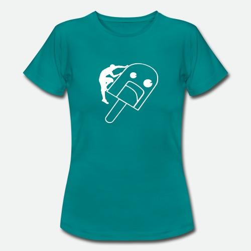 Escalando el Polo - Camiseta mujer