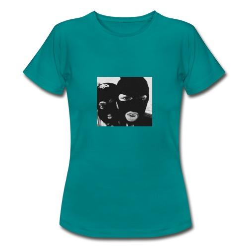 Ganster Love - Frauen T-Shirt