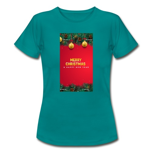 Merry Christmas - Frauen T-Shirt