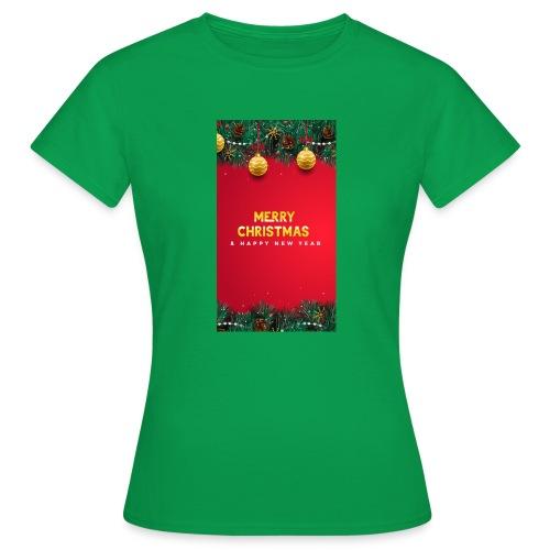 Merry Christmas - Frauen T-Shirt