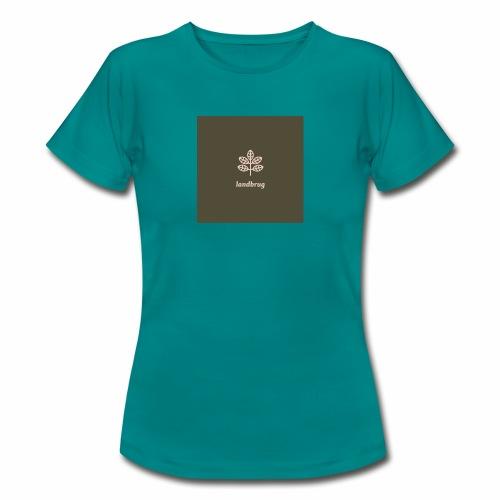 Landbrug - Dame-T-shirt