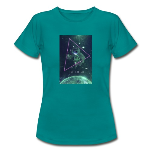 space poster 660 - T-shirt Femme