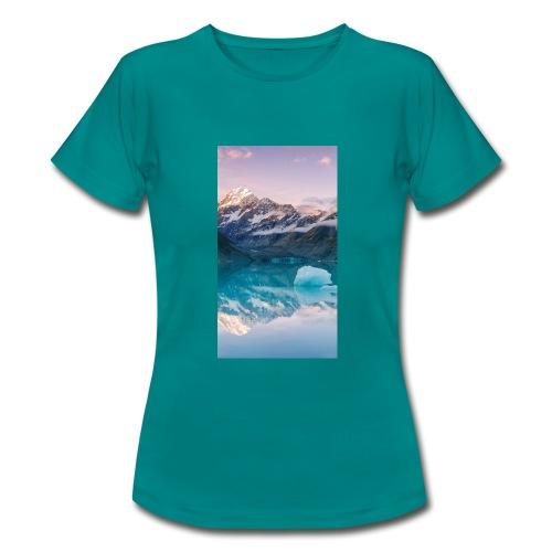 Der Spiegel zwischen Himmel und Erde - Frauen T-Shirt