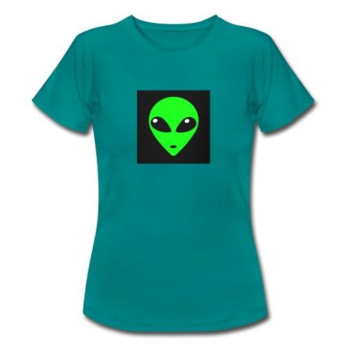 Green Gang - T-shirt dam