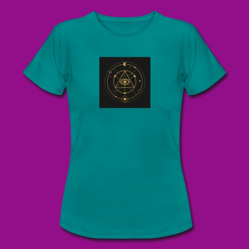 from the stars - Frauen T-Shirt