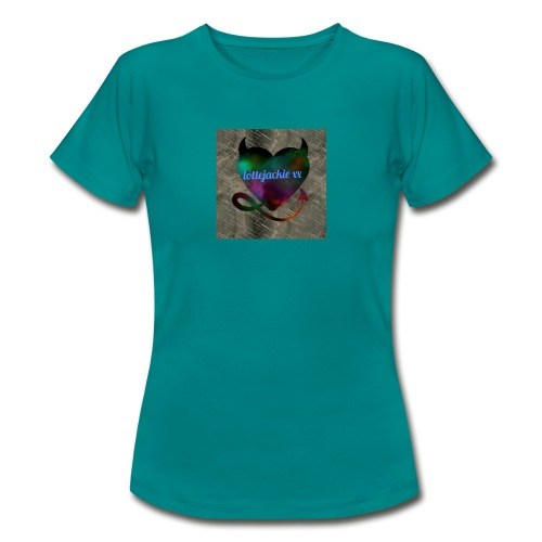 Lottejackie xx - Vrouwen T-shirt