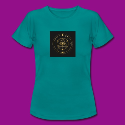 from the stars - Frauen T-Shirt