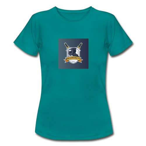 nexoking Logo - Frauen T-Shirt