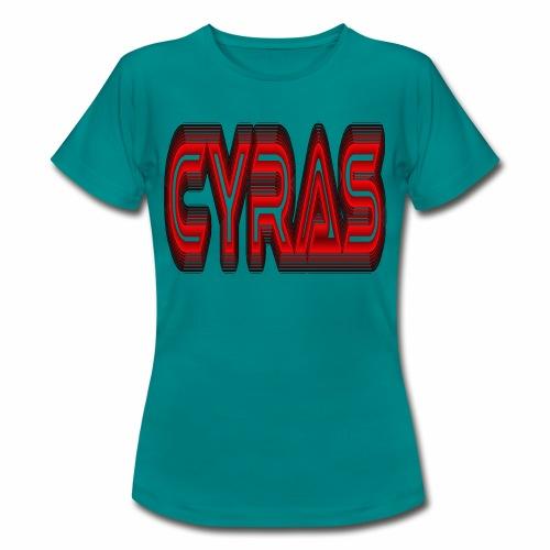 CYRAS - T-shirt Femme