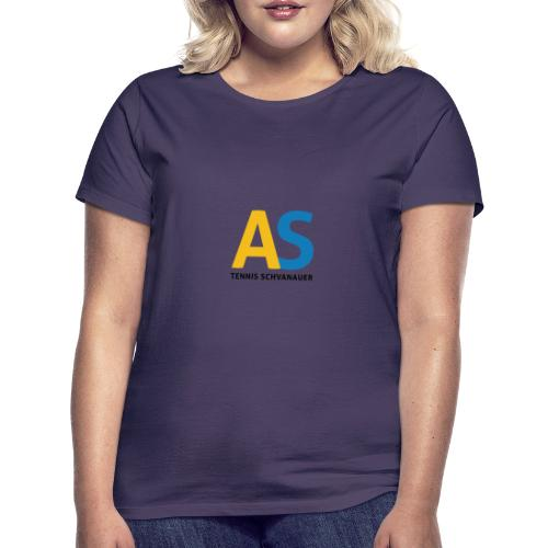as logo - Maglietta da donna