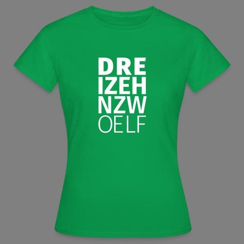 1312 - Frauen T-Shirt