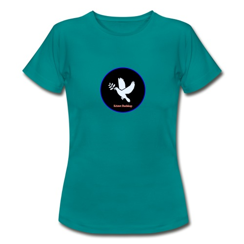 Kristet budskap - T-shirt dam
