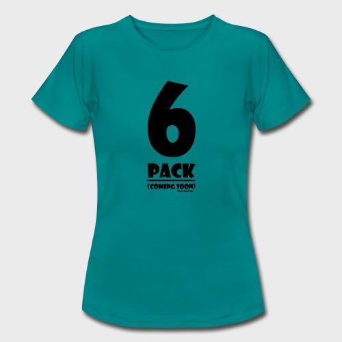 6 Pack - Frauen T-Shirt