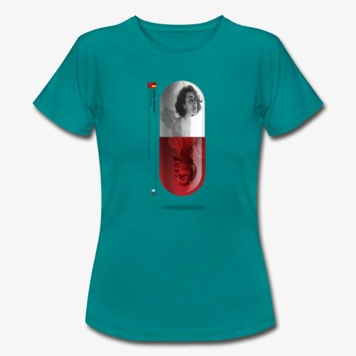 capsula - Camiseta mujer