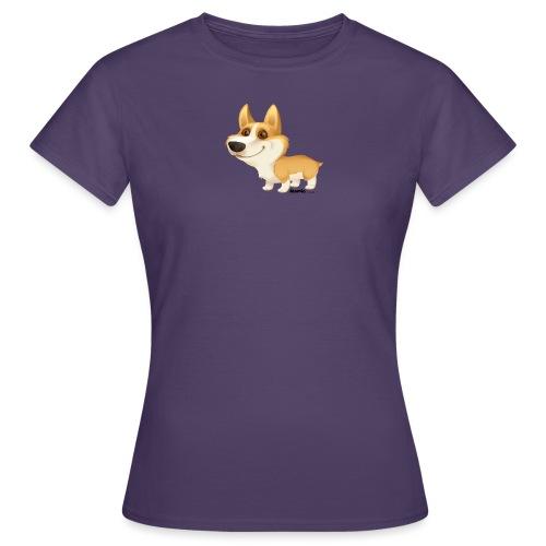Corgi - Vrouwen T-shirt