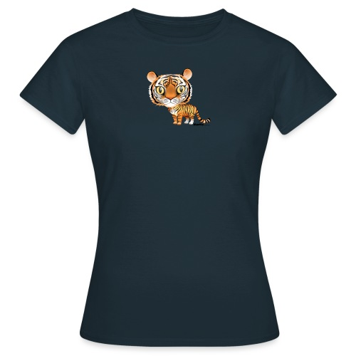 Tijger - Vrouwen T-shirt