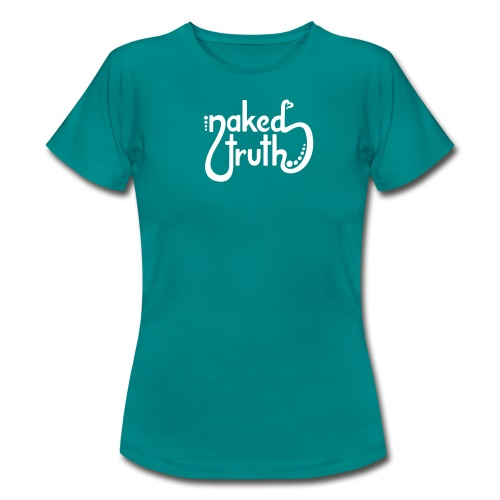 naked truth - simple - Frauen T-Shirt