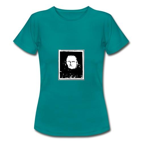 Gesicht Lavater - Frauen T-Shirt