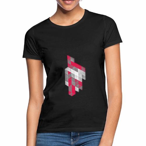 HAPPY SQUARES RELOAD - T-shirt Femme
