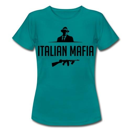 italian mafia - Maglietta da donna
