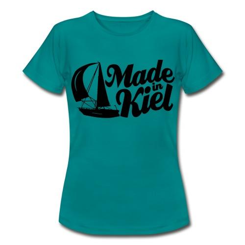 Made in Kiel - Frauen T-Shirt